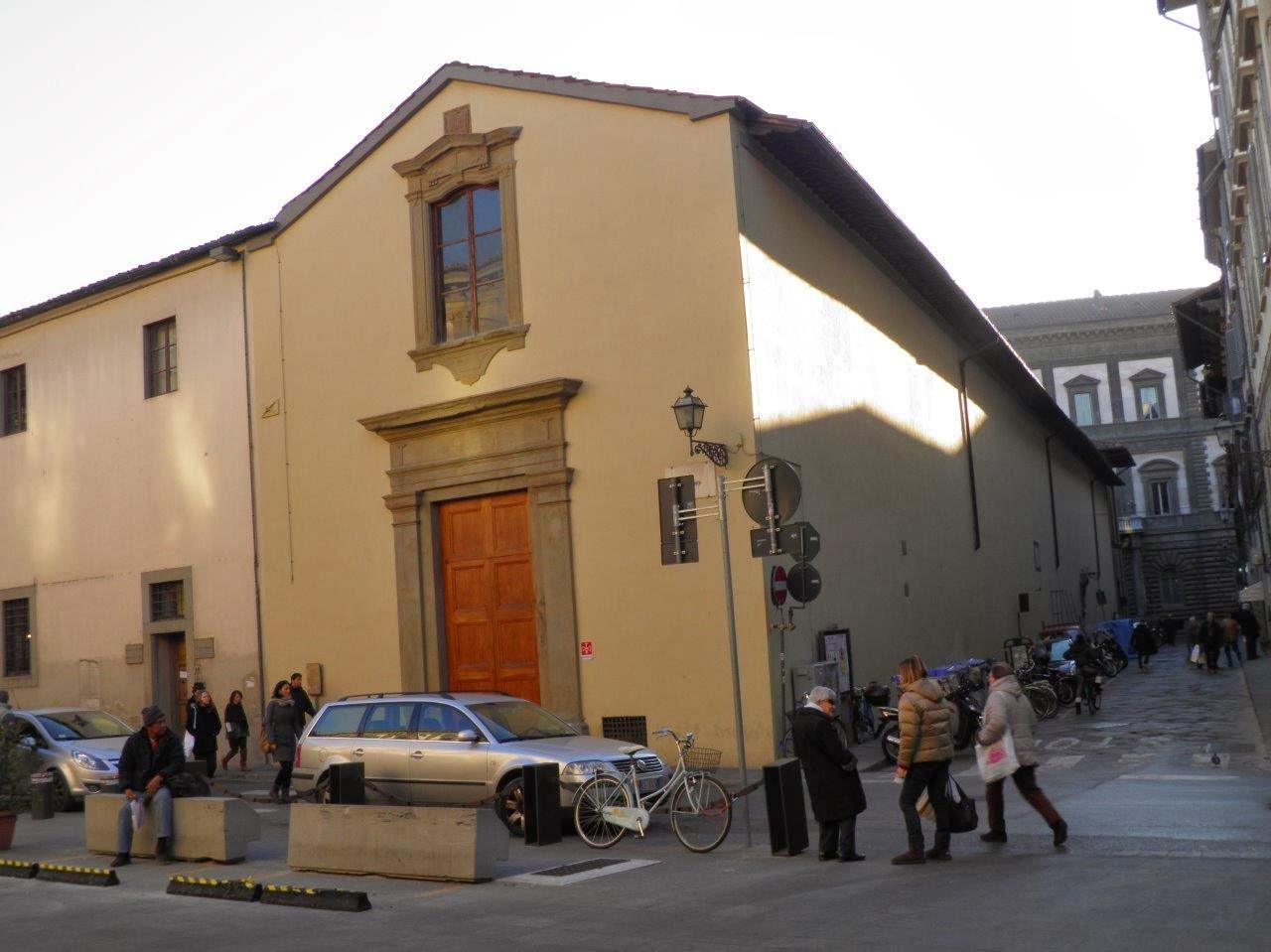 Santa Maria Nuova Hospital — Ospedale in Firenze, Piazza ...
