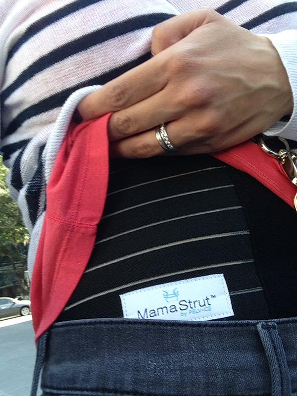 recuperar talla embarazo
