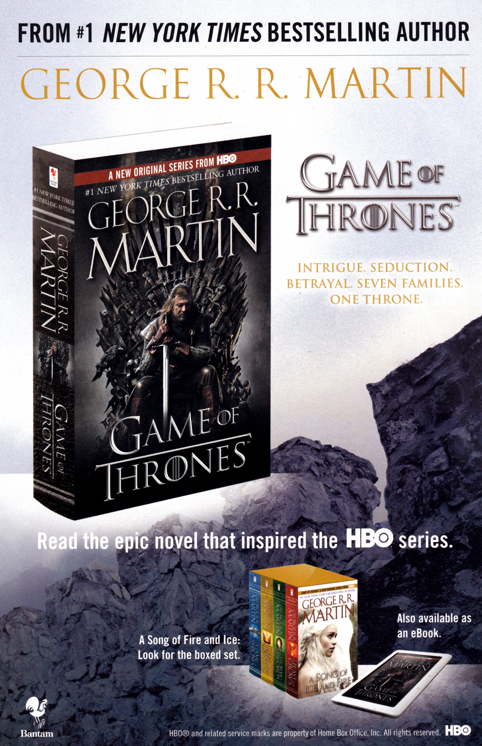 Read online A Game Of Thrones comic -  Issue #3 - 32