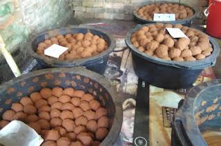 proses pemeraman telur asin agar masir dan berminyak