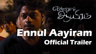 Ennul Aayiram – Official Trailer _ Maha, Marina Michael _ Gopi Sundar _ Krishna Kumar