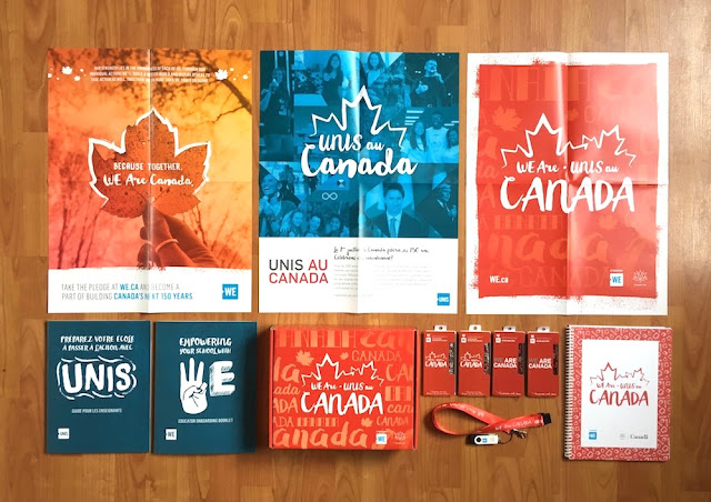 WE Are Canada - UNIS au Canada - Curriculum and Resources