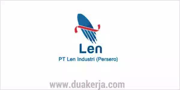 Lowongan Kerja BUMN PT Len Industri (Persero) Tahun 2019