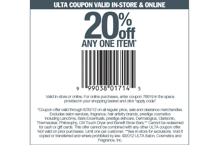 ulta haircut coupons fragrance coupons promo codes code discounts 2484 | ulta coupons printable 2012