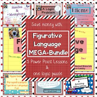 idioms, Figurative Language