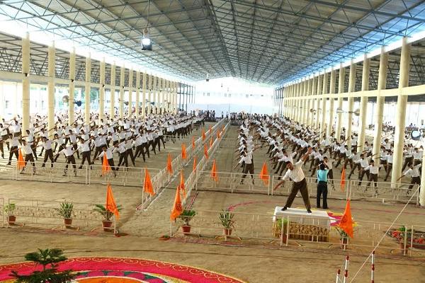 राम ही खुदा और  खुदा ही राम, RSS