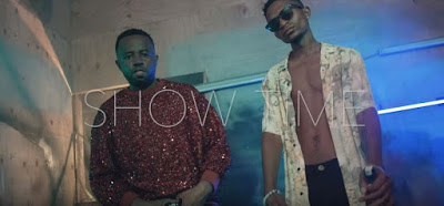 Download Video | Weusi - Show Time