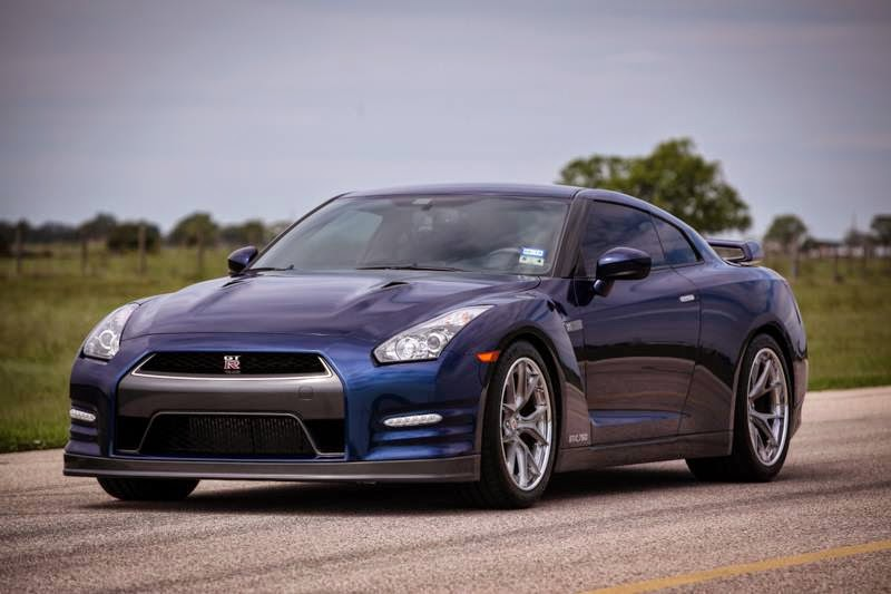 2014 nissan gt r with hpe750 upgrade by hennessey performance supercars show. Black Bedroom Furniture Sets. Home Design Ideas