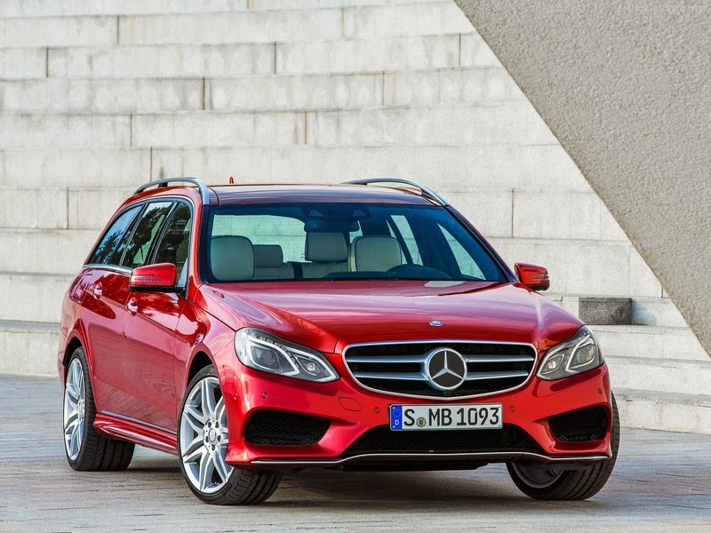 2014 Mercedes-Benz E-Class Estate