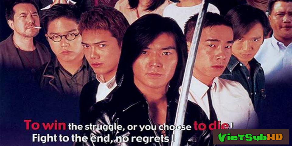 Phim Người Trong Giang Hồ 4: Chiến Vô Bất Thắng Lồng tiếng HD | Young And Dangerous 4 1997