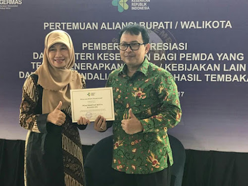 Yossi Irianto Sekda Bandung