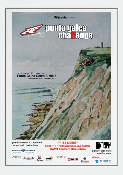 Arnette Punta Galea Big Challenge 2013