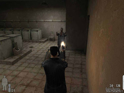 Max Payne 1 Compressed PC Game Full Version Download