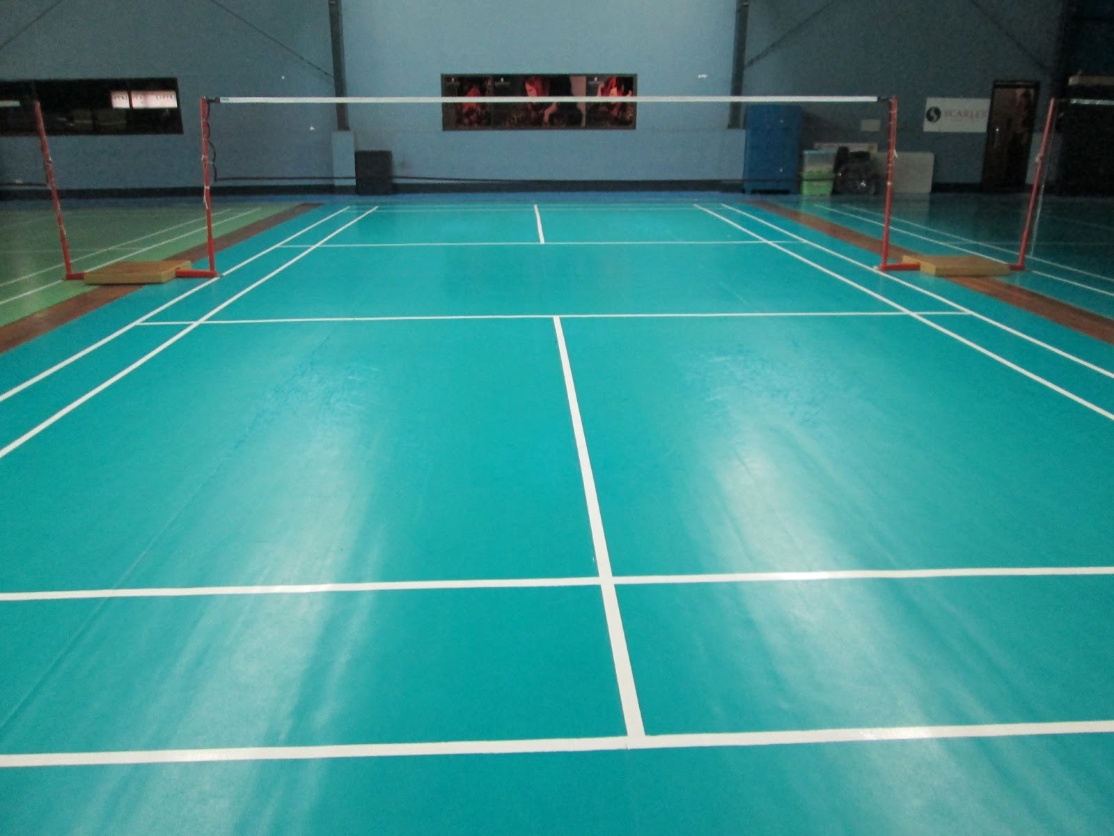 Badminton Courts In The Metro Badminton Manila