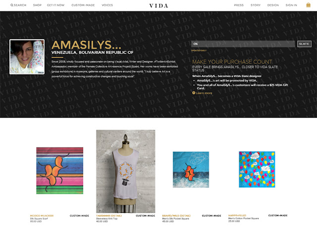 AmaSilyS... VIDA Collection