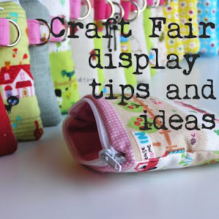 Craft Fair Booth Display Ideas