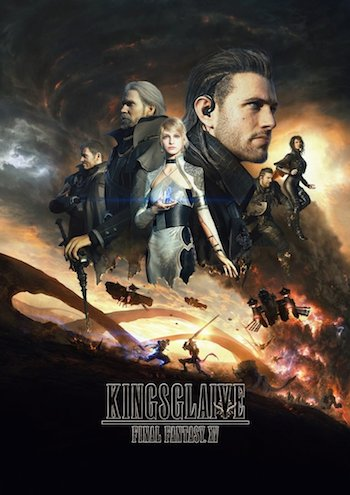 Kingsglaive: Final Fantasy XV 2016 Full Movie Download