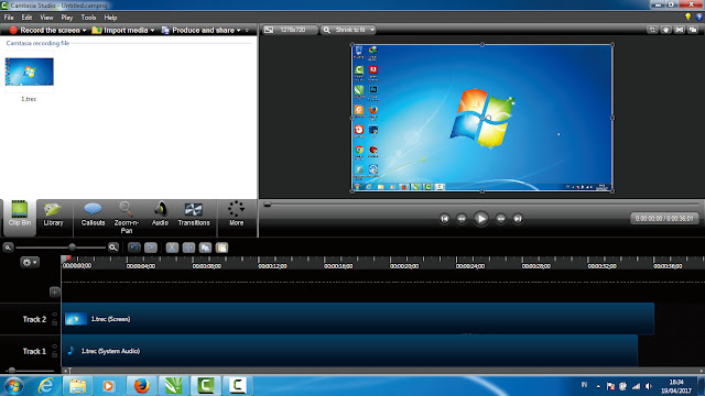 Tutorial Edit Video Di Camtasia 8 2017