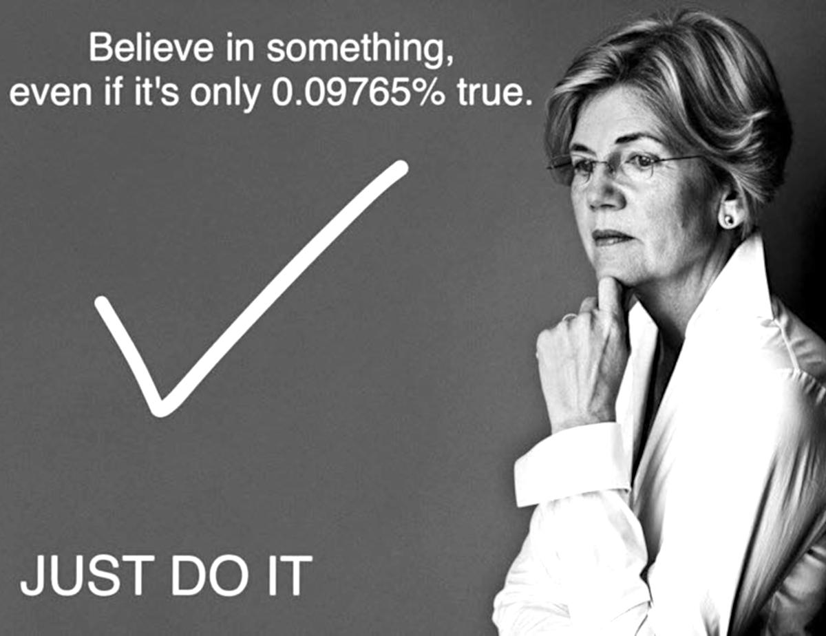 Elizabeth Warren Indian