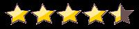Resultado de imagen de 4/5 estrellas