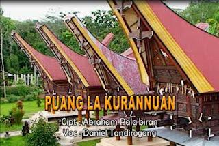 Lirik Lagu Puang La Kurannuan (Daniel Tandirogang)