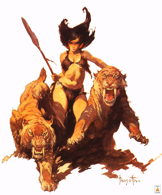 Art of Frank Frazetta