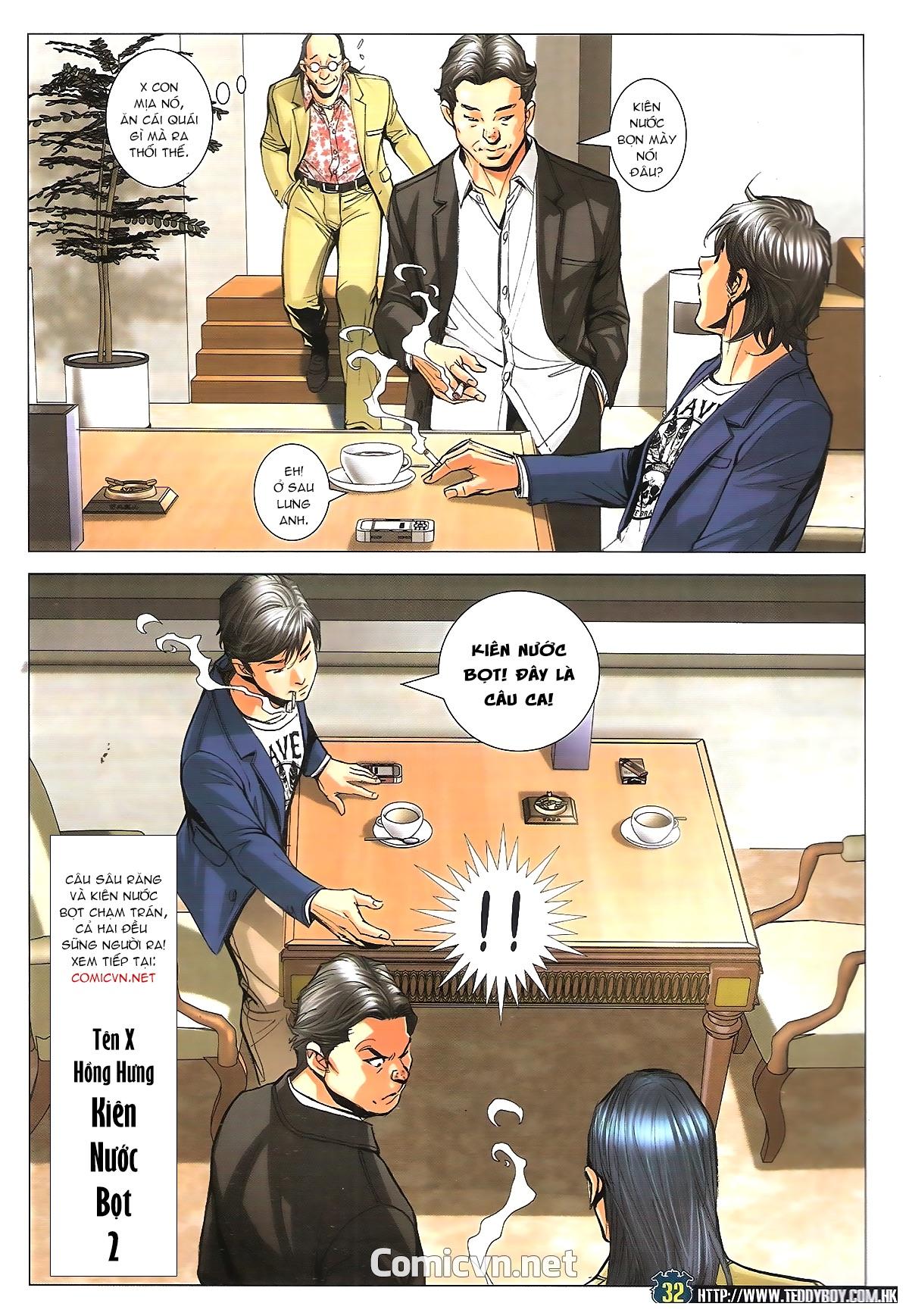 Người Trong Giang Hồ RAW Chương 1770 - NhoTruyen.Net