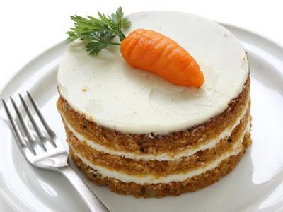 كعكة الجزر