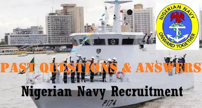 Free Nigerian Navy Past Questions and Answers - Download Here