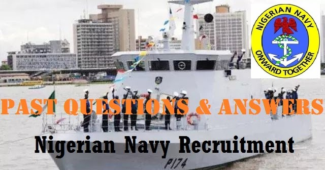 free nigerian navy past questions and answers download here