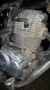 Mesin Honda Megapro Hiu
