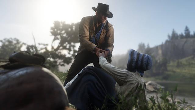 روكستار تكشف عن المزيد من الصور للعبة Red Dead Redemption 2 وكيفية الرفع من مستوى الشرف ، تفاصيل مهمة ..