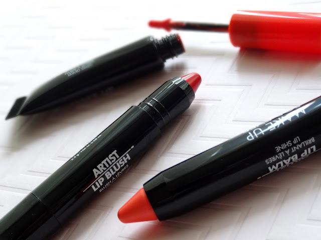 Make Up For Ever Lip Fever Orange Review, Photos