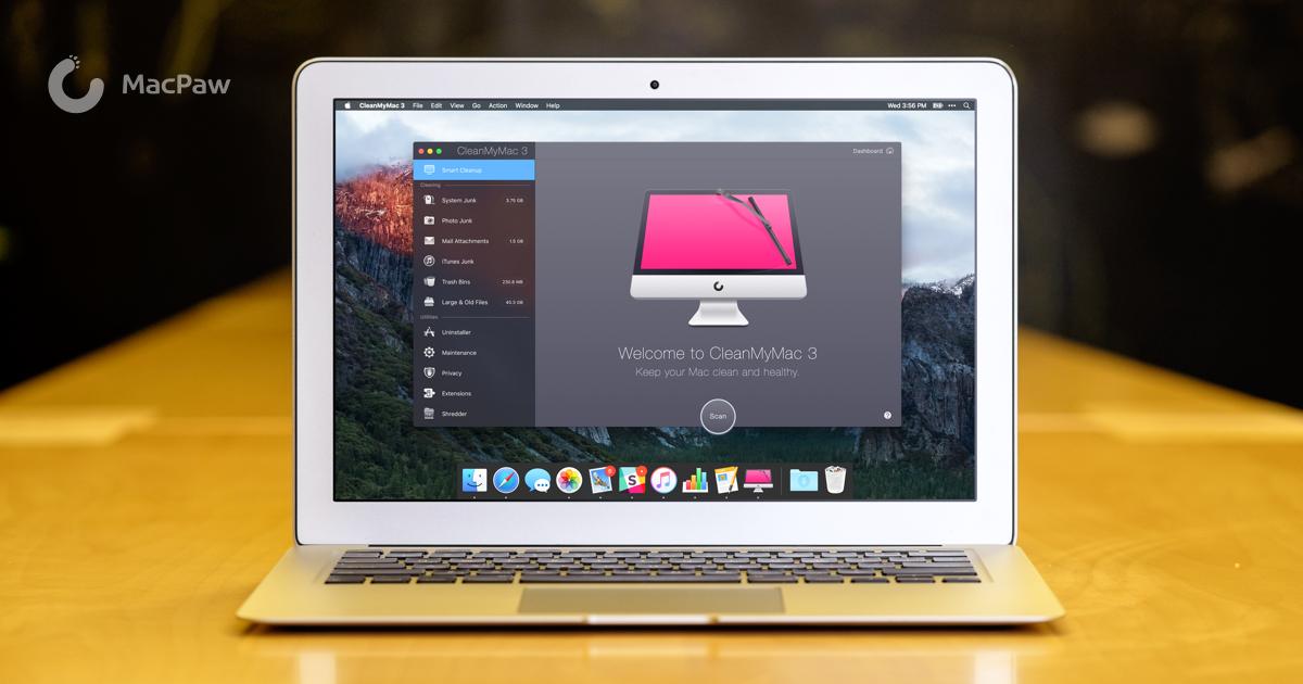 clean my mac 3.1.1 crack