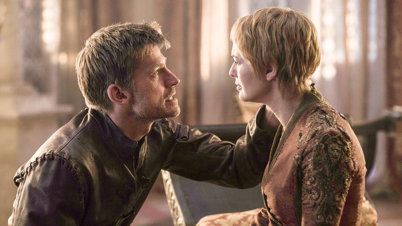 Cersei y Jaime (Juego de Tronos)