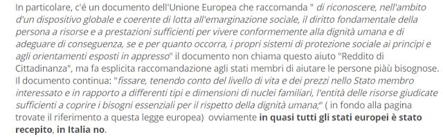 Reddito di Cittadinanza, la proposta di Grillo e M5S