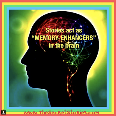 "Secret Stories Phonics — ""Stories act as memory-enhancers in the brain!"""