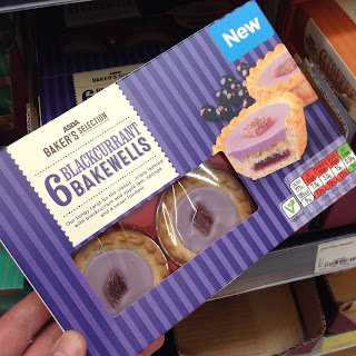 asda bakers selection blackcurrant bakewells