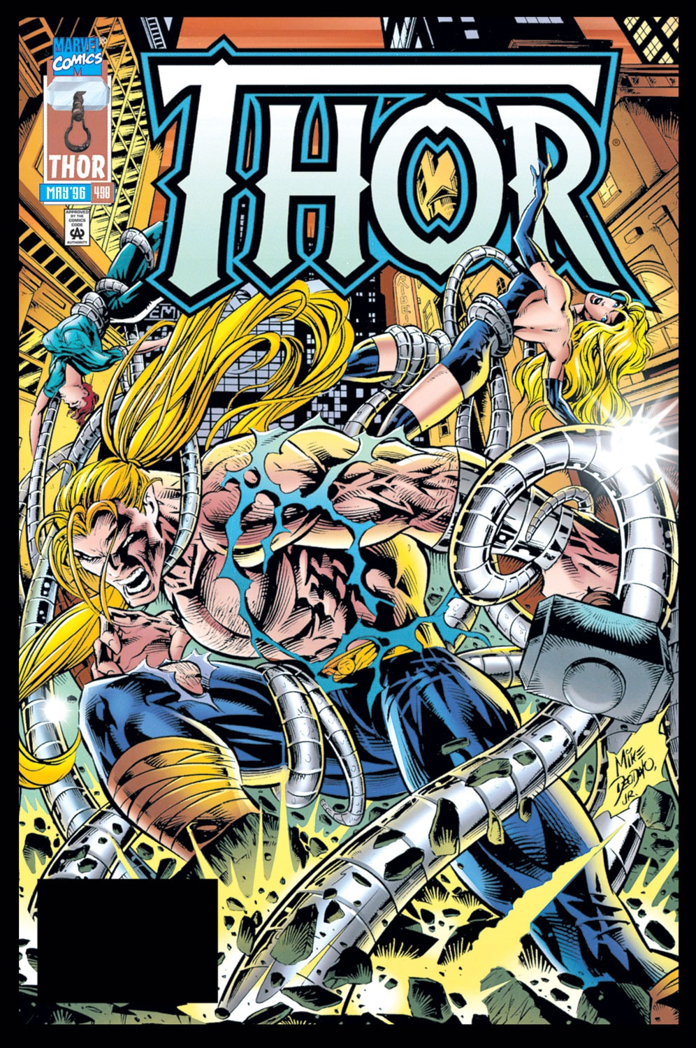 Thor (1966) 498 Page 1
