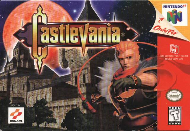 Detonando Jogos: castlevania 64