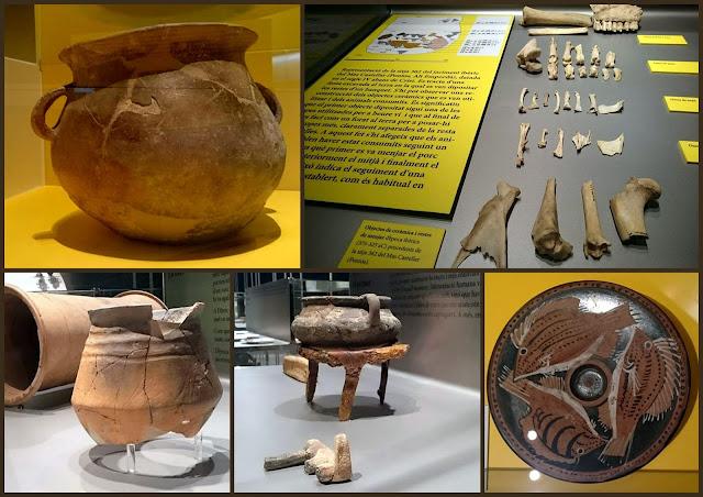 Exposició El Geni Culinari al Museu d'Arqueologia de Catalunya