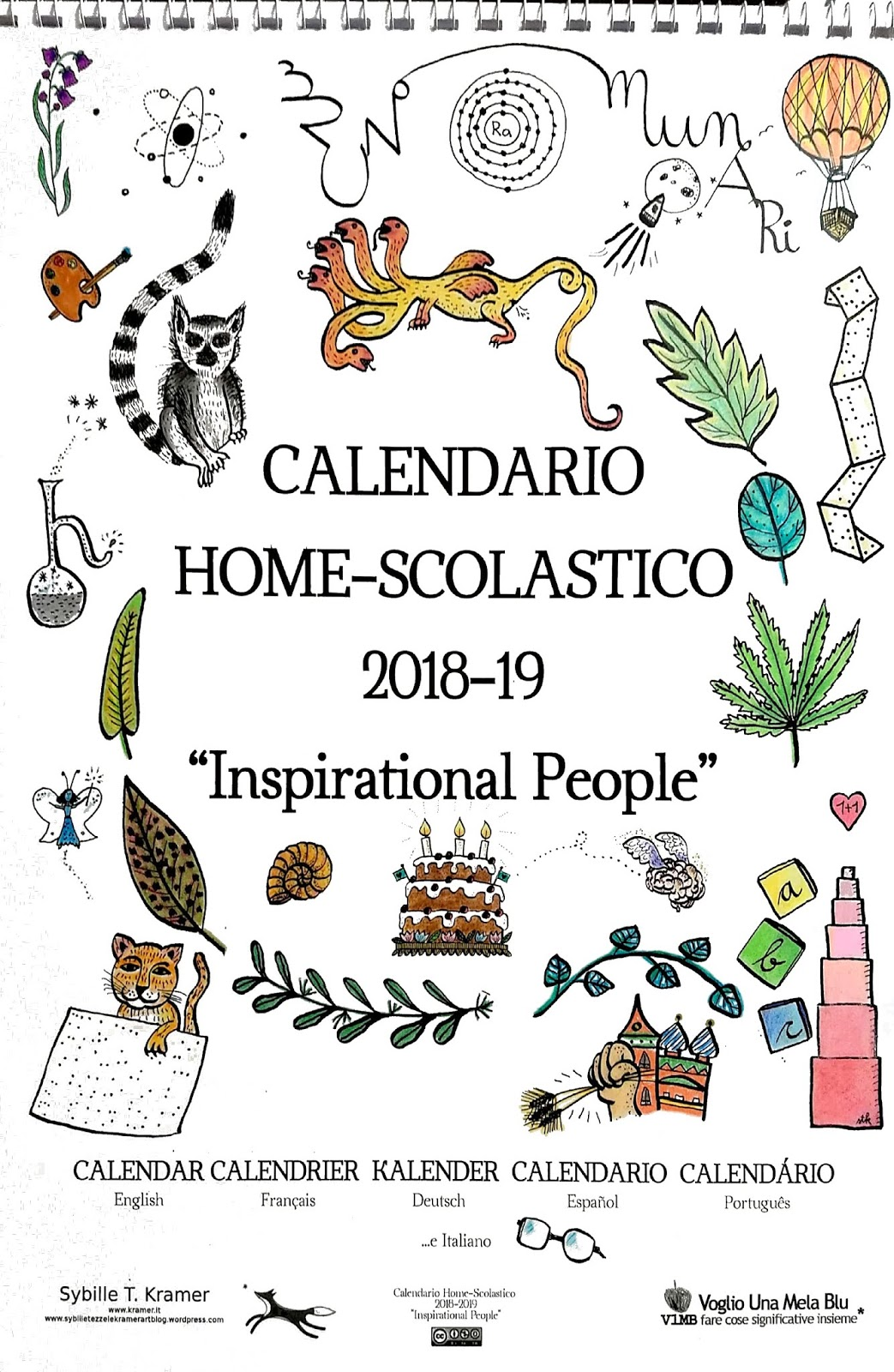 Calendario Free.Voglio Una Mela Blu Free Download The 2018 2019 Home