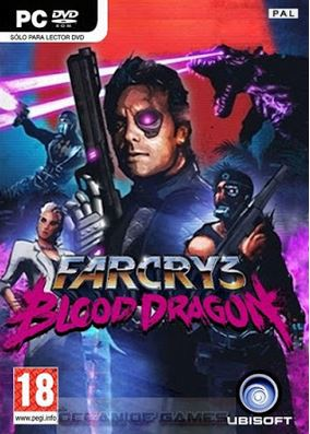 FAR CRY 3 BLOOD DRAGON ดาวน์โหลด Game PC (Google Drive)