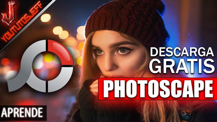 Como Descargar PhotoScape 2017 Gratis en Español