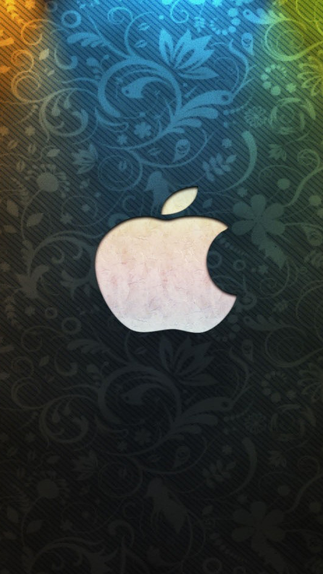 Free Download Apple Logo Iphone 5 Hd Wallpapers Gambar Joss