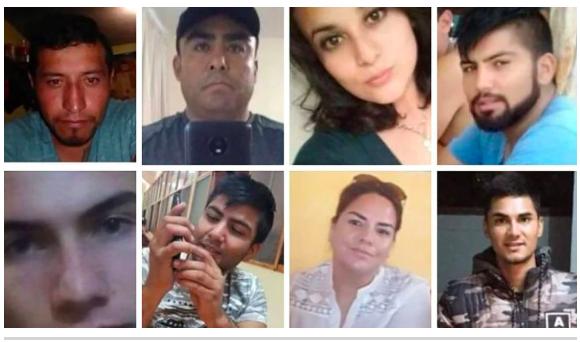10 HOMBRES y 2 MUJERES VIAJABAN en 3 VEHICULOS,1 BLINDADO y los DESAPARECEN a TODOS...dos originarios de Sinaloa y BC. Screen%2BShot%2B2018-09-12%2Bat%2B06.14.38