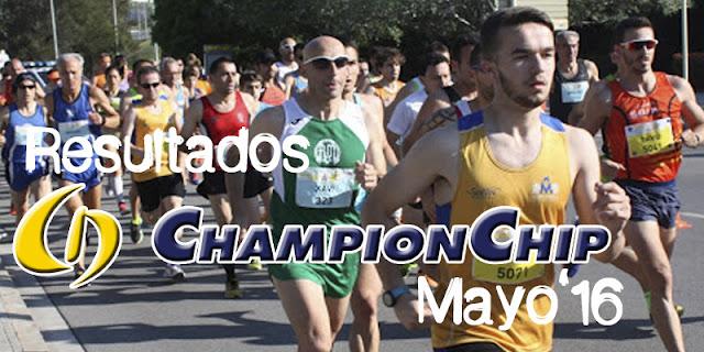 Lliga Championchip Mayo 2016