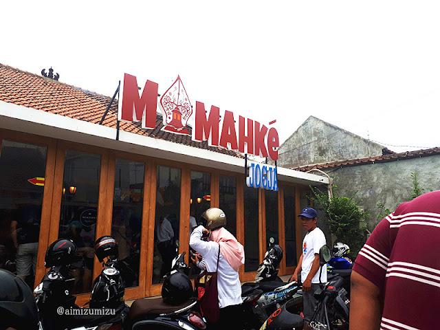 oleh-oleah khas Yogyakarta