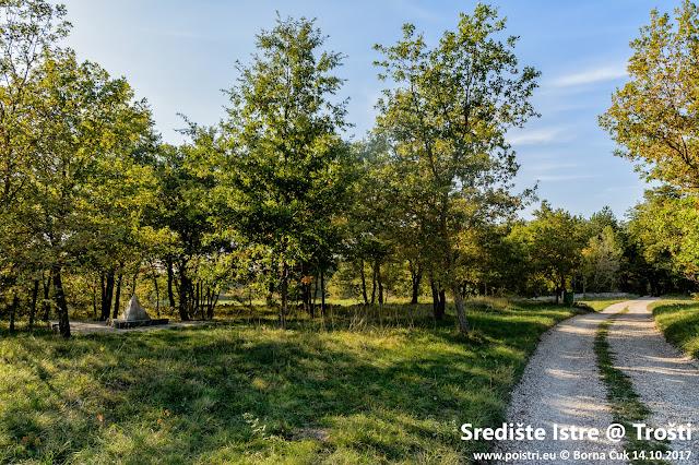 Putopisi po Istri @ Središte Istre - The centre of Istria 14.10.2017