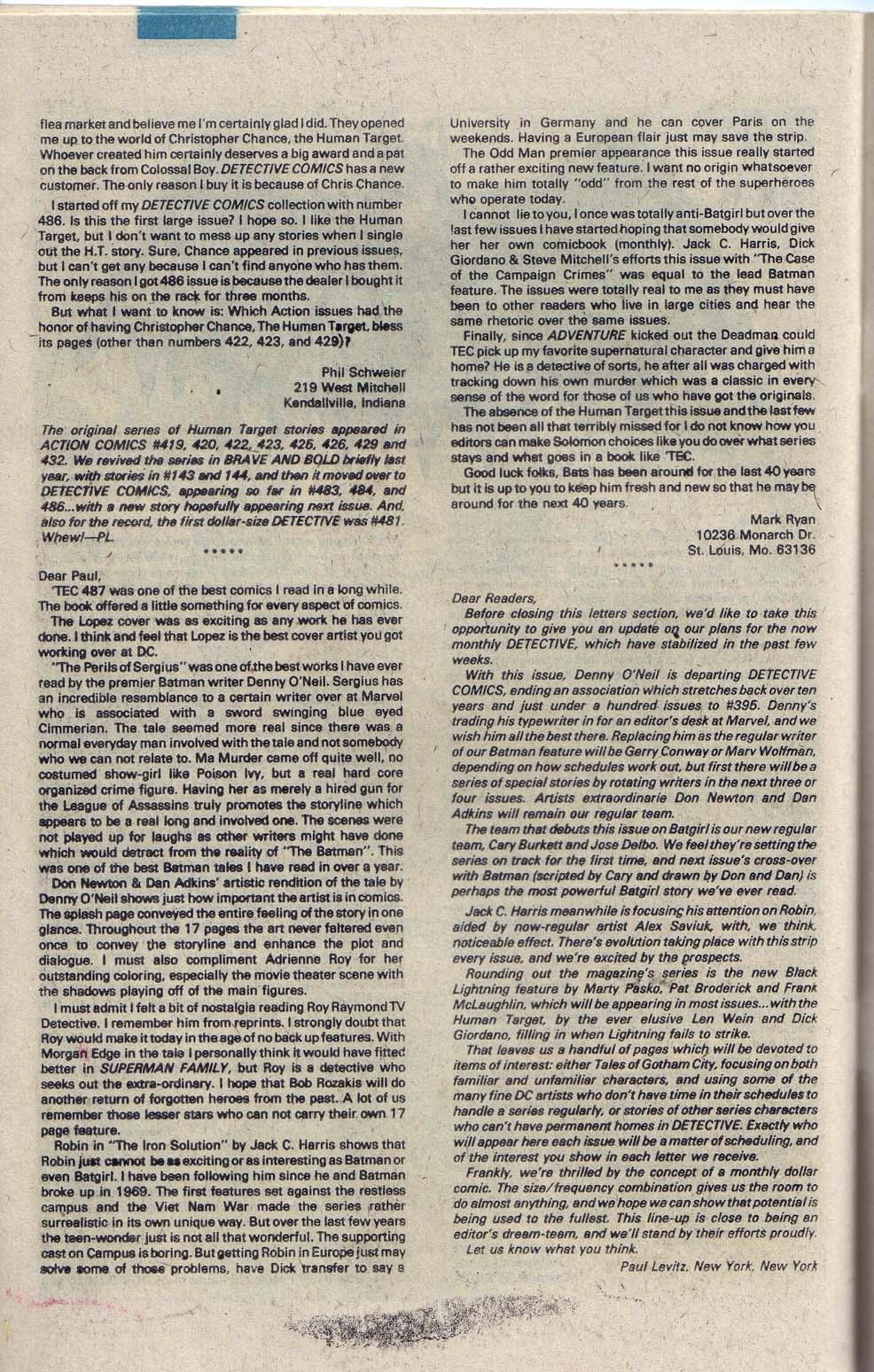 Detective Comics (1937) 491 Page 54